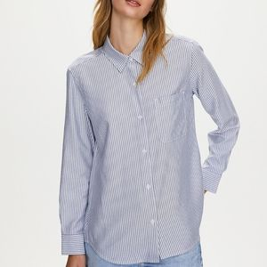 Aritzia Sunday Best Montana Button Down Shirt